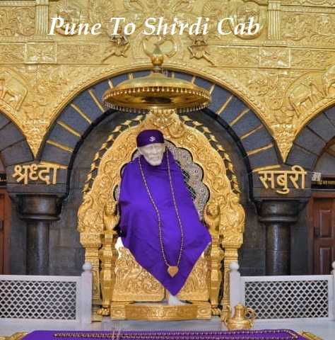 pune to shirdi cab fare